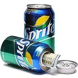 Sprite Soda Diversion Safe Can Stash Cash Jewellery