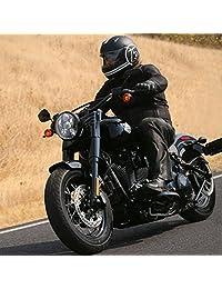 Faro delantero de Motocicleta 5 3 4 5.75 LED para Harley Davidson 883, sportster,triple,low rider