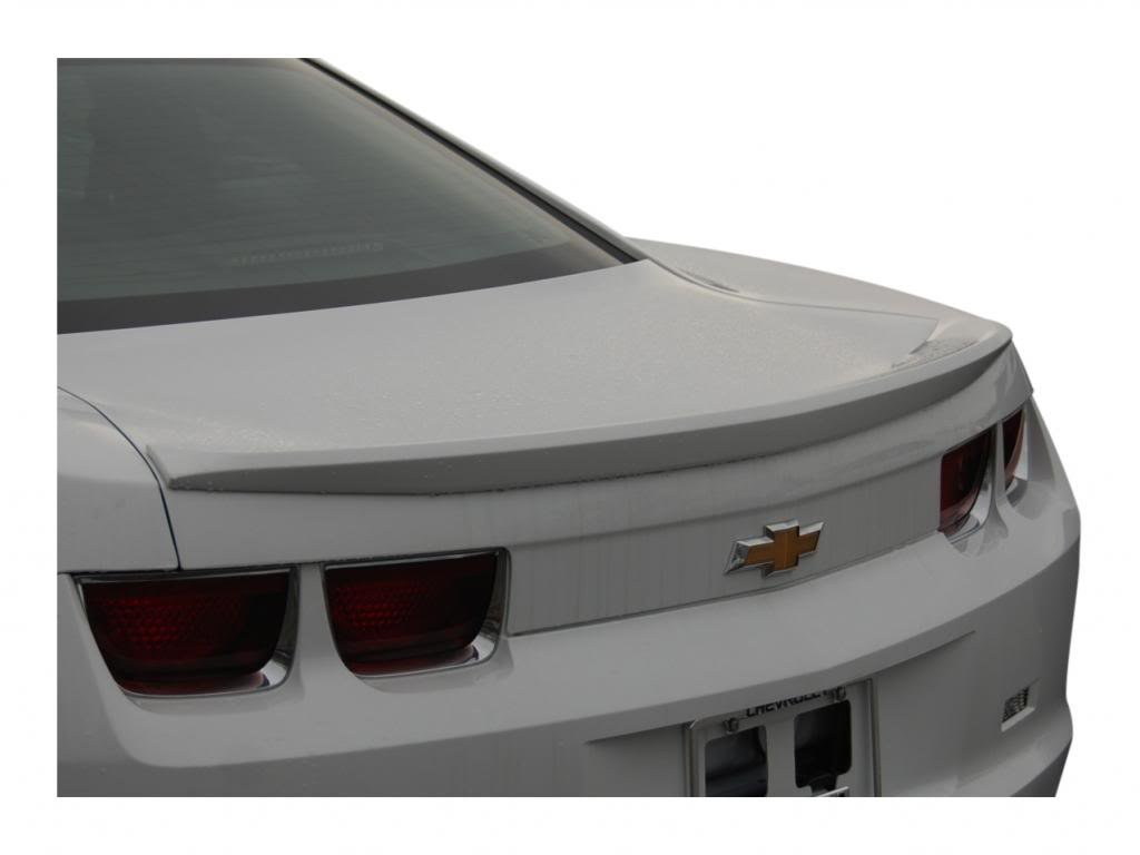 Chevrolet Camaro Spoiler In Primer and Ready for Paint 319 Spoiler and Wing King ®