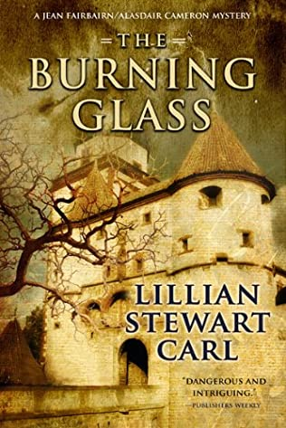book cover of The Burning Glass