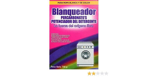 Blanqueador Perborato de Sosa Paquete de 750 grs: Amazon.es: Belleza