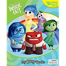 Disney/Pixar Inside Out: My Busy Book [Board book]