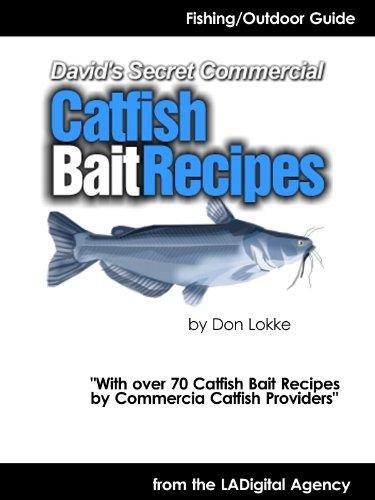 Davids Commercial Catfish Bait Recipes