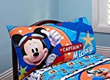 Captain Mickey 2-piece Toddler Sheet set