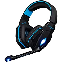 Kotion Each G4000 Pro Gaming Headset Stereo Sound 2.2M Wired Headphone Noise Reduction For Smartphone/Pc