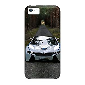 Tpu Shockproof/dirt-proof Bmw Vision Covers Cases For Iphone(5c)