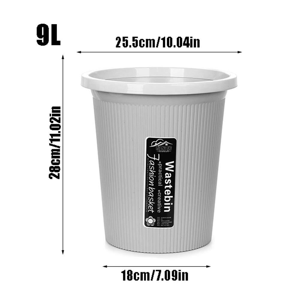 c020e7ef6 Amazon.com  ZDMMD Trash Can
