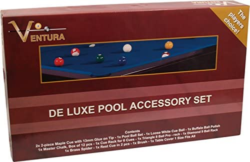 Ventura De Luxe Pool Kit: Amazon.es: Deportes y aire libre