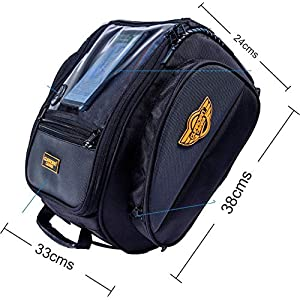 Motorcycle Tank Bag India
