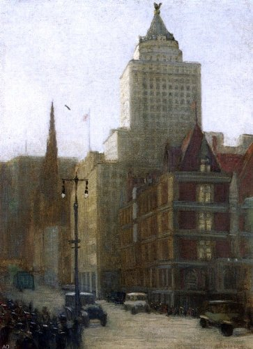 Aaron Harry Gorson 57th Street at Fifth Avenue - 18