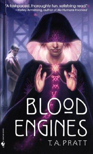 (Blood Engines (Marla Mason Book 1))