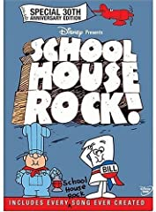 """Schoolhouse Rock!, the timeless collection of animated songs that taught an entire generation that """"knowledge is power"""" is on DVD for in this Ultimate Collector's Edition 2-disc set. Now every day can feel like Saturday morning as you sing al..."""