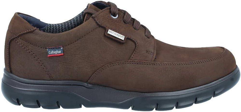 CALLAGHAN Zapatos Hombres Zapatillas Bajas 17300 Brown