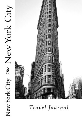 Read Online New York City: Travel Journal PDF