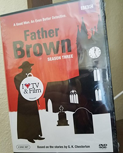 Father Brown Season 3 Complete (includes parts 1 and 2)