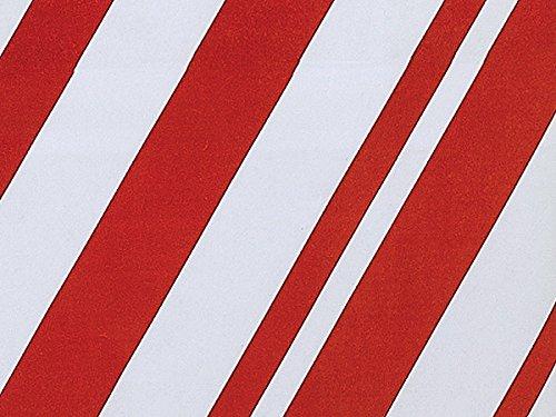 Candy Cane Stripe 24''x417' by Nas