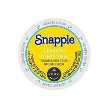 Snapple Lemon Iced Tea, 88 Count