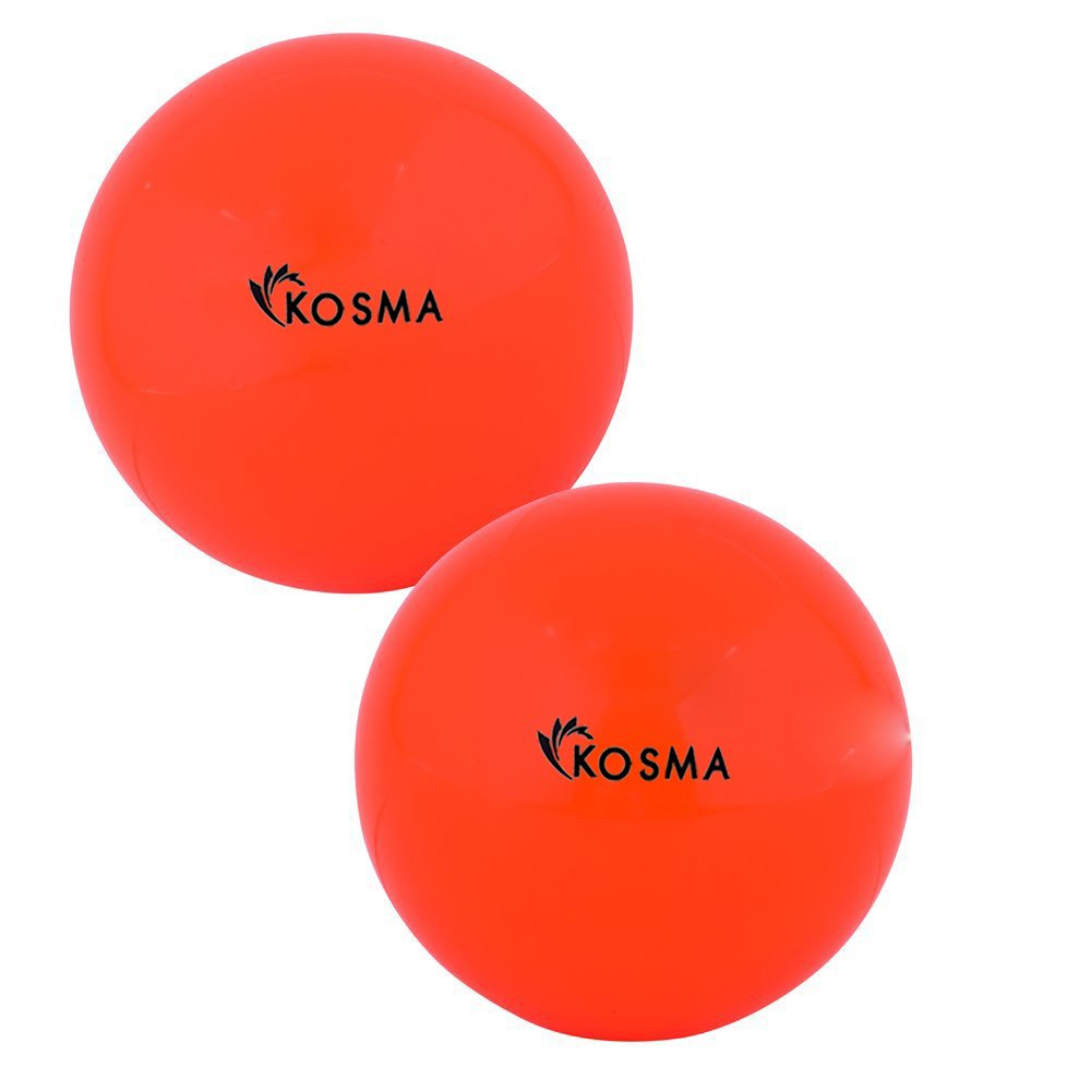 Kosma Set der Hockey Bälle | Outdoor Sports PVC Praxis Training Ball Montstar