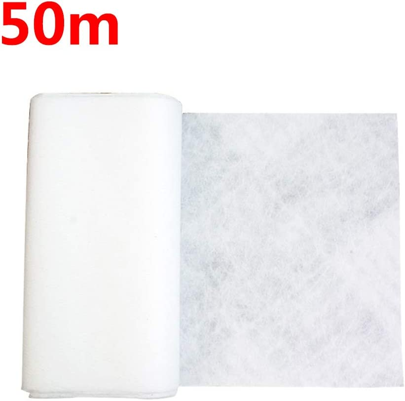 Easy to Decompose Meltblown Cloths Non-Woven Filter for Face Cover Filtering Layer Application Breathable /… 5m Meltblown Cloth