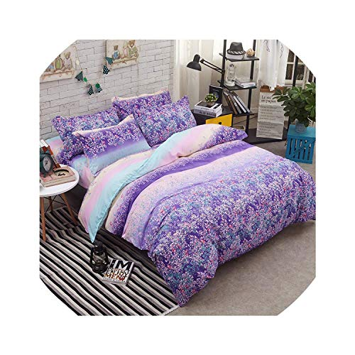Bedspreads King Twin Bedding Set for Girl Kid Teen Cactus Duvet Quilt Comforter Cover Pillowcase Sheet Bed Linen 4Pcs,20,Twin - Quilt Reese