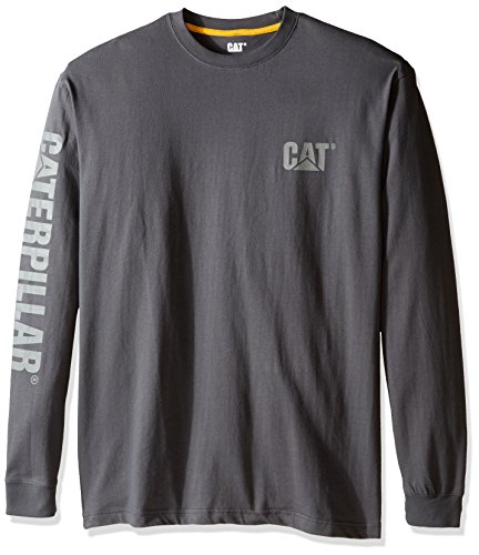 Grey Trademark s Kingsize T Gris Heather L shirt Banner Caterpillar UAwOR