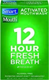 SmartMouth Alcohol-Free Mouthwash, Fresh Mint, 16 oz. (Pack of 2), Health Care Stuffs