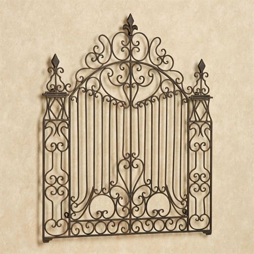 Touch of Class Gates of Italy Wall Grille Antique Bronze ()