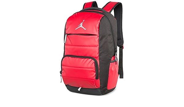 f46450851a0 Nike Jumpman Premium 9A1640-681 Laptop Bookbag Basketball Boys Backpack -  Gym Red: Amazon.ca: Electronics