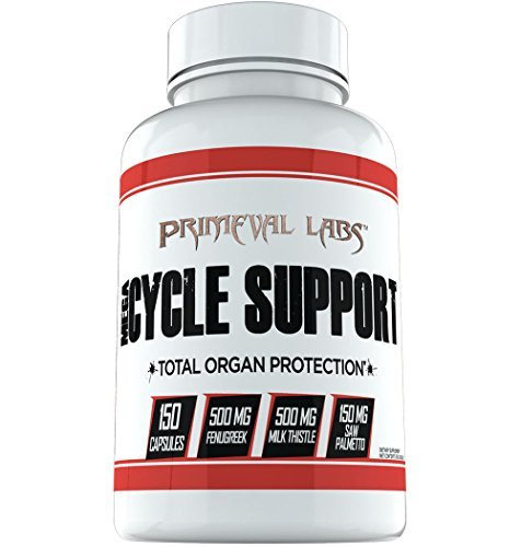 Mega Cycle Support 2.0 by Primeval Labs 150 (Organ Shield)