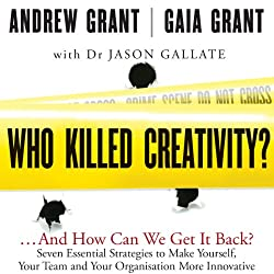 Who Killed Creativity?