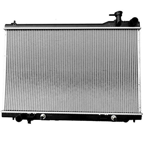ECCPP 2683 Radiator Fits 2003-2007 Infiniti FX35 Base Sport Utility 4-Door 3.5L