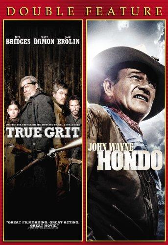 True Grit (2010)  /  Hondo   (1953) [Double Feature]]()