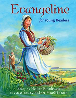 book cover of Evangeline