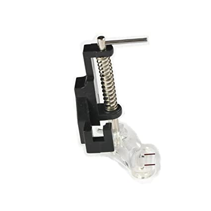 Pie para zurcir/Stick Soporte para máquinas de coser con obertra nsport (5 mm