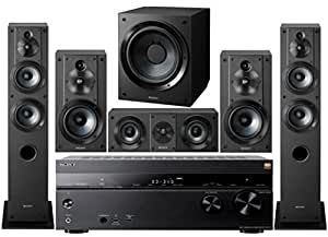 Sony 7 2 channel 3d 4k a v surround sound for Yamaha 7 2 home theatre system