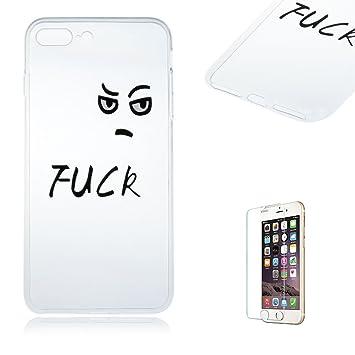 custodia iphone 7 trasparente con disegni