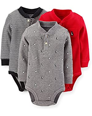 Baby 3 Pack Bodysuit
