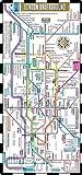 Streetwise London Underground Map - The Tube - Laminated London Metro Map - Folding pocket & wallet size metro map for travel by Streetwise Maps (5/1/2012)