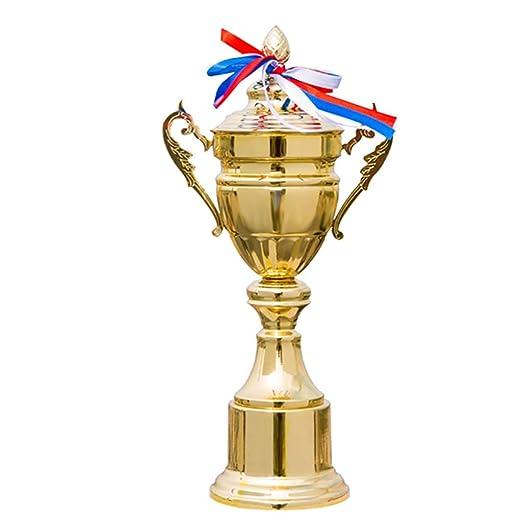 Estatuas Trofeos Trofeo de Metal campeón de Competencia Trofeo ...