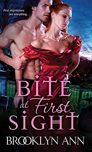 Bite at First Sight (Scandals with Bite Book 3) by [Ann, Brooklyn]