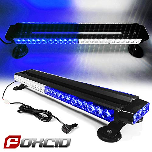 Blue And White Led Emergency Lights in US - 2