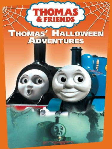 Thomas & Friends: Halloween (All Halloween Movies For Kids)