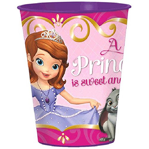 Favor Cup | Disney Sofia The First Collection | Party Accessory -