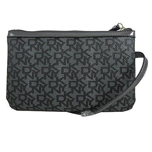 42936609fea0 DKNY Handbag, Coated Logo Tote Purse [4VXgY0508236] - $52.99