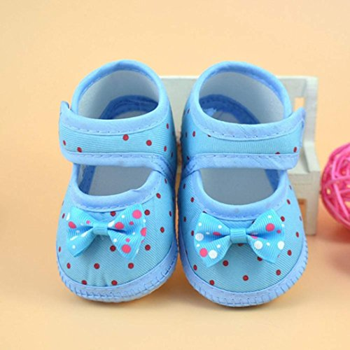 Coper Newborn Baby Girl Soft Crib Boots Shoes With Casual