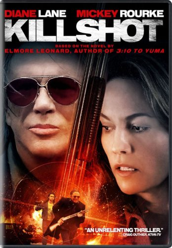 DVD : Killshot (Widescreen)