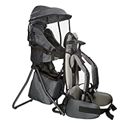 Clevr Premium Cross Country Baby Backpac...