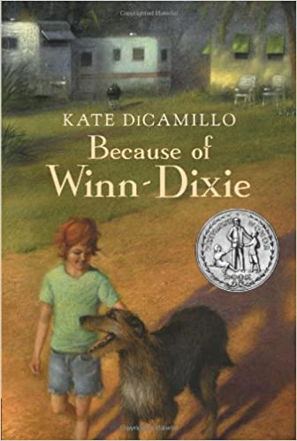 Image result for because of winn dixie book