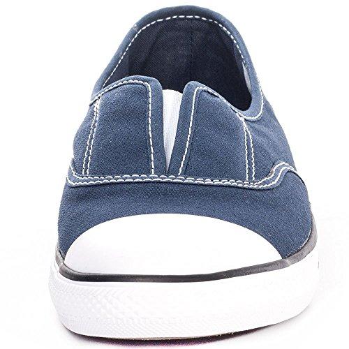 Converse Mandrini 551517C Chuck Taylor All Star Cove Slipper Blu Navy, Converse Schuhe Damen Slim Sizegroup Leiste 7 5/B:38