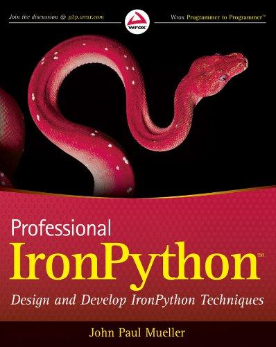 Download Professional IronPython Pdf